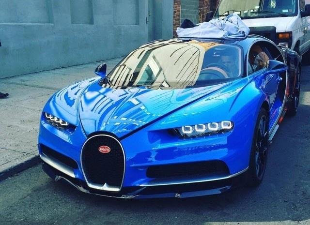 52f06c79a82 Nejlevnější Bugatti Chiron je k mání za 250 tis Kč. Má to ale jeden malý  háček!