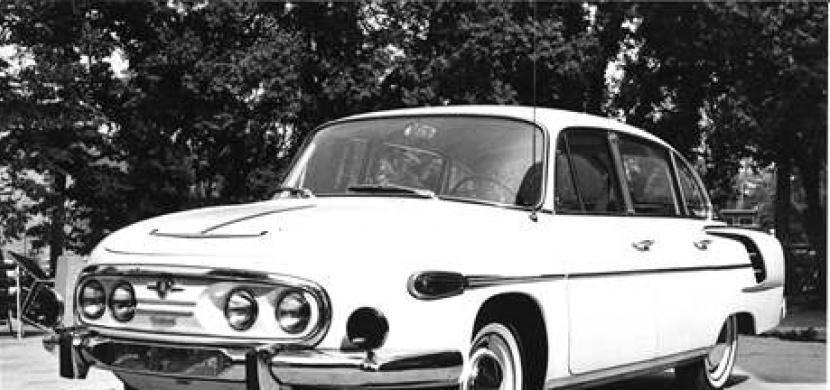 Tatra 603. Automobil, který svět miluje dodnes.