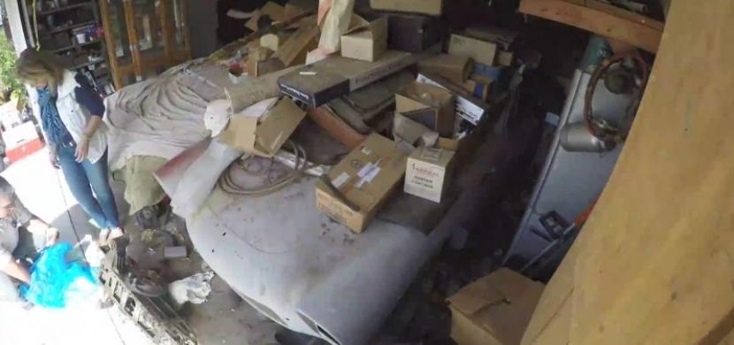 V časem zapomenuté garáži se našel sporťák za více než 20 milionů!