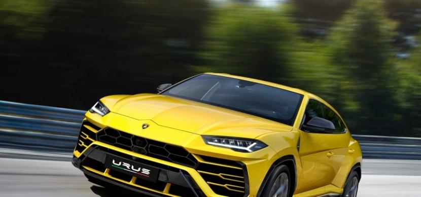 Lamborghini Urus jako nejrychlejší SUV všech dob!