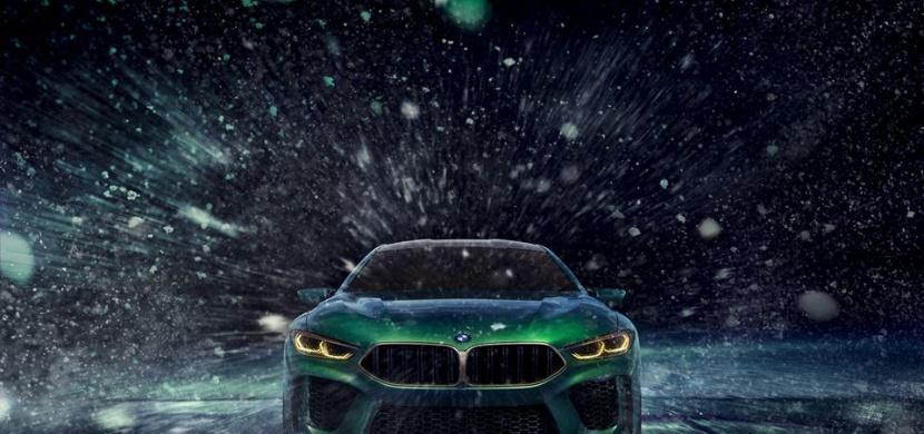 BMW M8 Gran Coupé aneb luxus dotažený do extrému