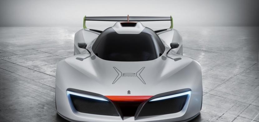 Zrychlení 0-100 km/h pod dvě sekundy? Tak rychlý má být nový elektrický hypersport