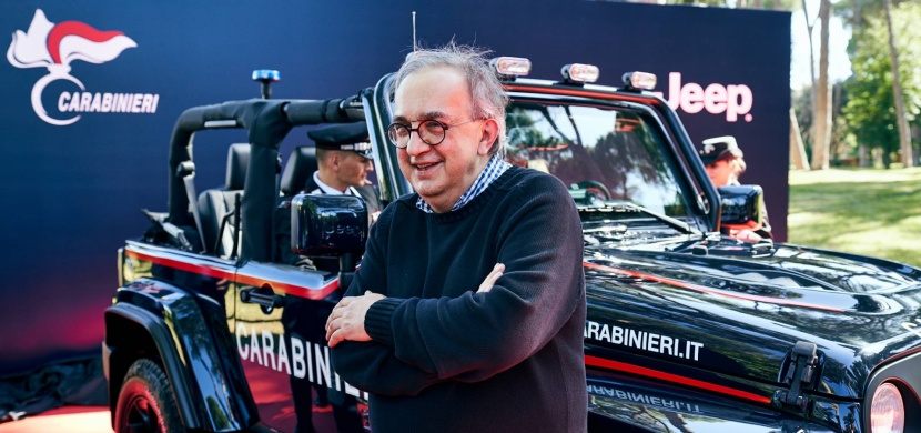 Zemřel šéf Fiatu Sergio Marchionne