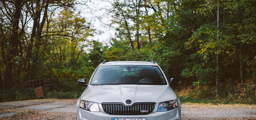 Tohle je nejrychlejší Škoda Octavia v ČR! Kraluje s výkonem 470 koní