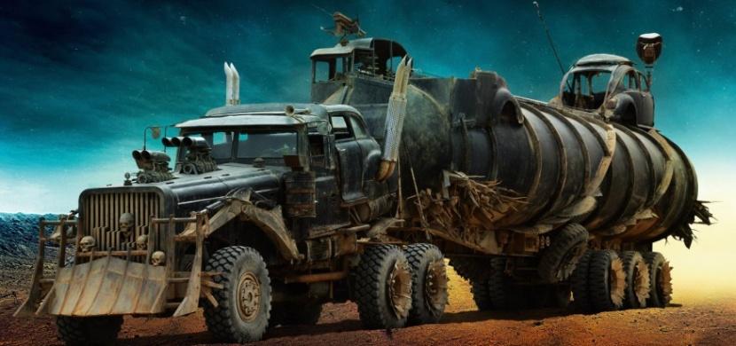 Legendární truck z Mad Maxe je ve skutečnosti Tatra, aneb český kousek slávy v Hollywoodu