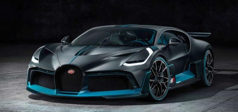 Bugatti představuje model Divo za 130 milionů Kč. Je hbitější a ostřejší oproti svému předchůdci