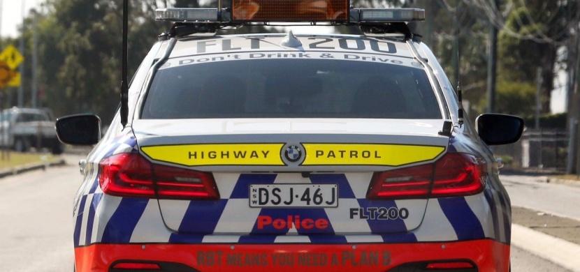 BMW 530d ve službách Austrálie, tamní dálniční policie posiluje