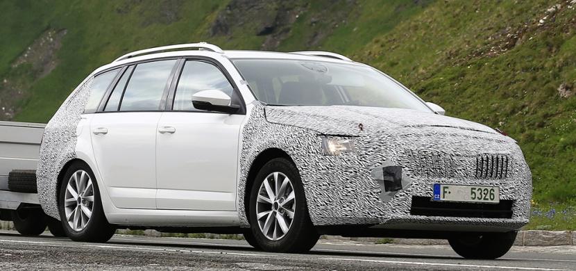 Jak bude vypadat Škoda Octavia 2020? Přinášíme žhavé podrobnosti!